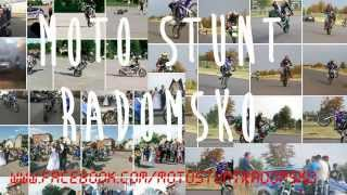 preview picture of video 'Halloween Ride 2014 Radomsko'
