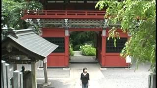 懐番「いつかは世界遺産04〜雨引観音桜川・旧大和村」2003年制作