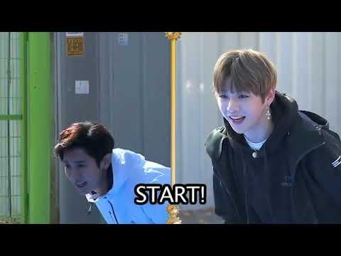 Serunya Persaingan Kang Daniel Wanna One VS Chanyeol EXO di Teaser ' Master Key '