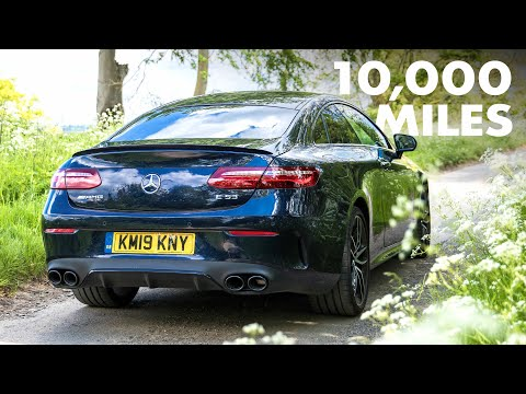 Mercedes-AMG E53 Coupe: What's It Like To Live With? | Carfection 4K