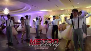 Metro Party  Productions Presents ARIANA'S QUINCE