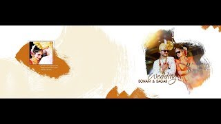 How To Design A Wedding Album Cover Page Free Video Search Site