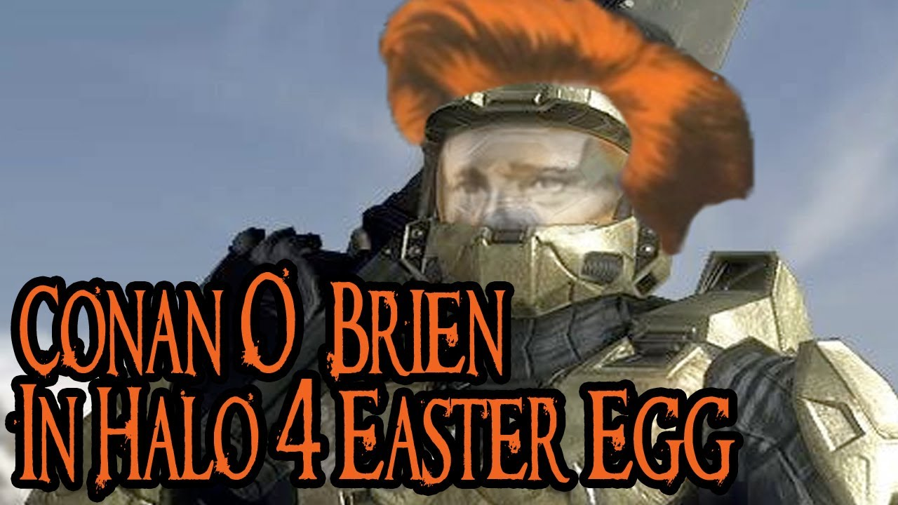 Here's How To Find Conan O'Brien And Andy Richter In Halo 4