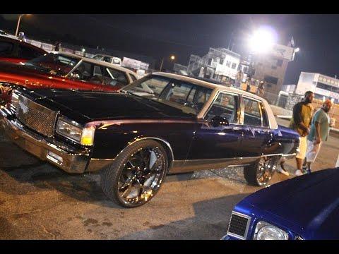 "Veltboy314 - Purple Pontiac Parisienne on 26"" Forgiato Wheels"
