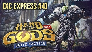 [ХС Express #4] Обзор Hand of the Gods: Smite Tactics