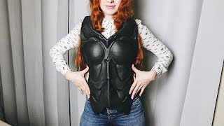 How to Make Female Chest Armor [Crusader Cosplay from Diablo III]