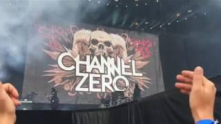Channel Zero - Suck My Energy (TW Classic 24/06/2017)