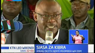 Oparanya aongoza kampeni za ODM za uchaguzi mdogo mtaani wa Kibra