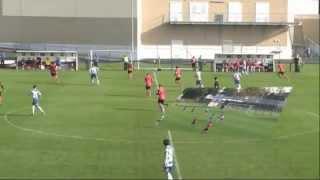 preview picture of video 'FK Litoměřice - TJ Sokol Libiš, sestřih'
