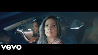 Gambar cover Rihanna, Halsey - Now Or Never [Mashup]