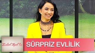 Zuhal Topal'la  1. Bölüm (HD)  |  Sevgi Kiminle Sürpriz Evlilik Yaptı?