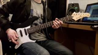 12 Stones - Bulletproof (Guitar Cover) 1080pHD