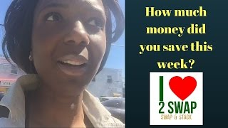 How much money did you save this week?