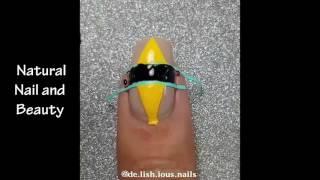 보면볼수록 기분좋아지는 네일아트 영상 40 Pretty Awesome Nail Art Compilation 40