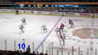 All Of Patrick Kane's Goals from 2009 (2009-2010 Season)