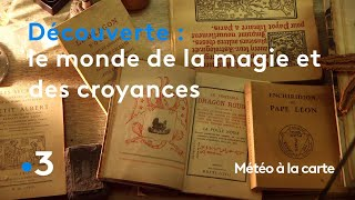 """Le musée de l'Etrange dans """"Météo à la Carte"""""""