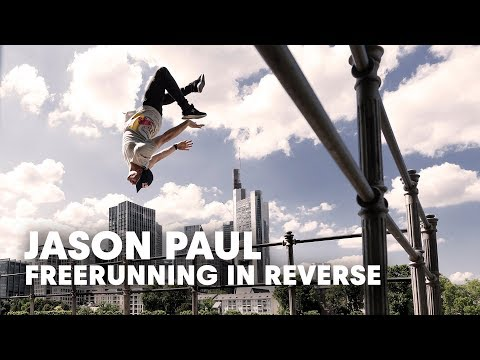 Freerunning in Reverse Will Make You Question Reality