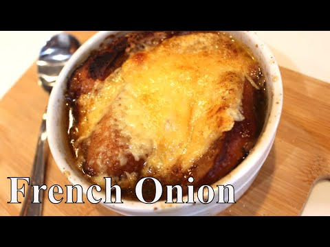 French Onion Soup From Scratch With Linda's Pantry