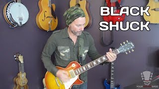 Black Shuck The Darkness Guitar Lesson