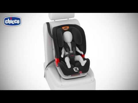 كرسي سيارة للاطفال يونيفرس - ريد باشون | شيكو