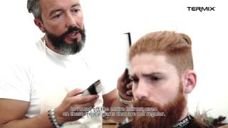 How To - Hipster Hairstyle By Termix And Albert Catalan