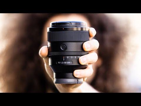 External Review Video -mBtmUwpYn8 for Sony FE 50mm F1.2 GM Lens (SEL50F12GM)