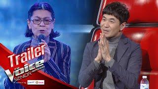 Trailer : The Voice Senior Thailand 2020 ความเข้มข้นในการแข่งขัน Knock Out ครั้งสุดท้าย