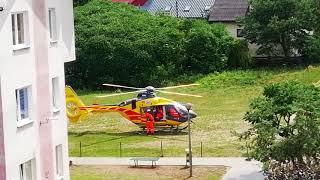 Lądowanie LPR w Cycowie 19.07.2018