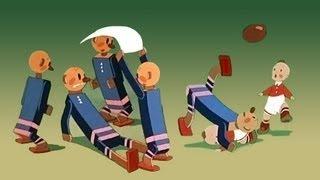 Необыкновенный матч   Советские мультфильмы для детей и взрослых