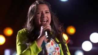 La Voz Kids | Ambar Chanel canta 'Suerte'  en La Voz Kids