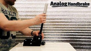 Analog Handbrake || Review and Test