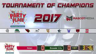 TOC Game 11: Bossier City vs. Howe