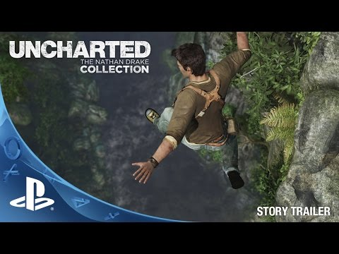 UNCHARTED: The Nathan Drake Collection (10/9/2015) - Story Trailer | PS4 thumbnail