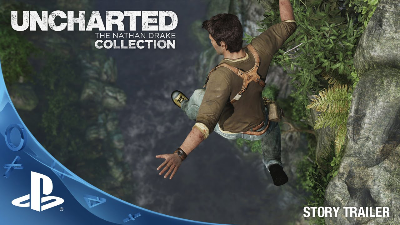Uncharted: The Nathan Drake Collection Story Trailer Revealed