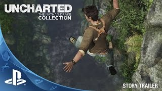 Picture of a game: Uncharted