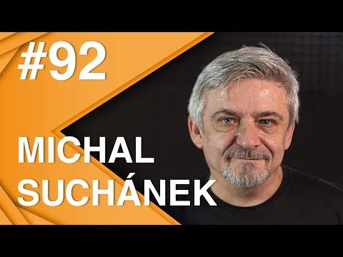 Michal Suchánek: Byl jsem jeden z prvních bílých koní v Česku. Partičce na Nově nedávali naději
