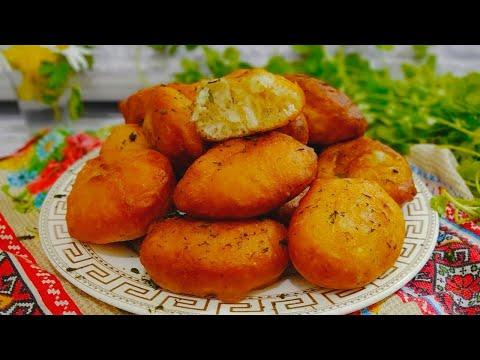 Пирожки с картошкой /Необычный рецепт дрожжевого теста  / Вкусно и даже очень/ Patty