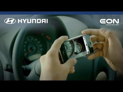 Hyundai EON Mileage !