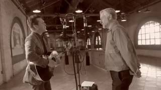 Billy Bragg & Joe Henry - Gentle On My Mind