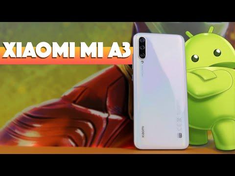 Обзор MI A3 — Xiaomi без MIUI?