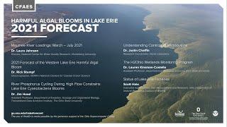 2021 Lake Erie Harmful Algal Blooms Forecast