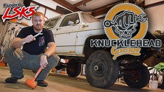 Project LSK5 Blazer 1 Ton Swap - Knucklehead Garage