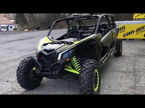 2020 Can-Am Maverick X3 MAX X DS Turbo RR in Tyrone, Pennsylvania - Video 1