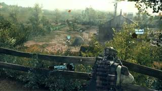 Singlowe DLC do Ghost Recon: Future Soldier na wideo