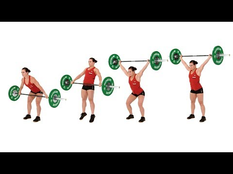 THe Hang Power Snatch