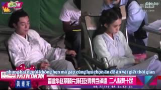 [Vietsub] Hậu Trường Quay Phim Hoa Thiên Cốt - Hoắc Kiến Hoa, Triệu Lệ Dĩnh