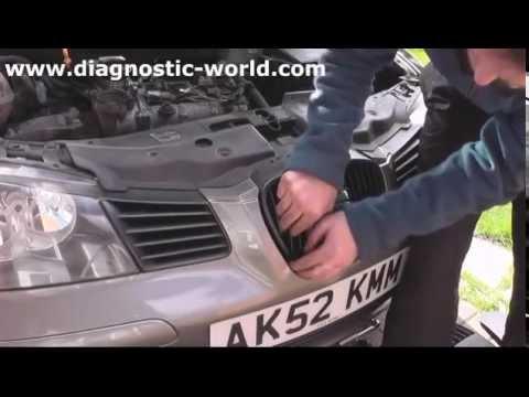 Seat Ibiza Mk4 Front Bumper Removal Guide (2002-2008)