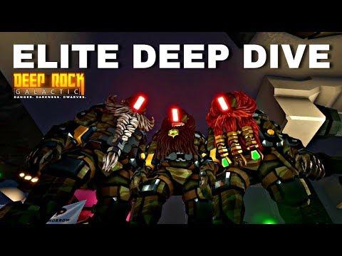 NEW UPDATE 25 ELITE DEEP DIVE Deep Rock Galactic - Exp Branch