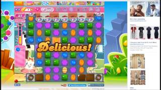 CANDY CRUSH LEVEL 666 COMPLETE!!!
