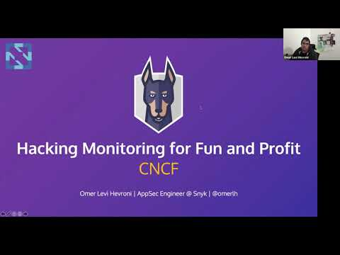 A Look at How Hackers Exploit Prometheus, Grafana, Fluentd, Jaeger & More (Hacking Monitoring for Fun and Profit)